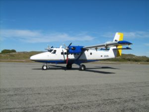 Purchase of DHC-6 MSN 164